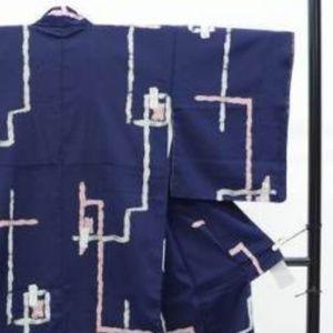 VTG 30s Japanese Antique Kimono Wedding / silk /